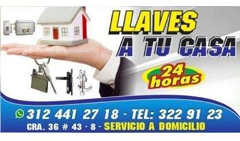 Llaves a tu casa